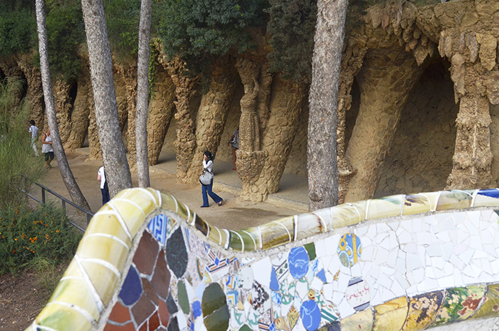 03_Barcelona  Parc Guell