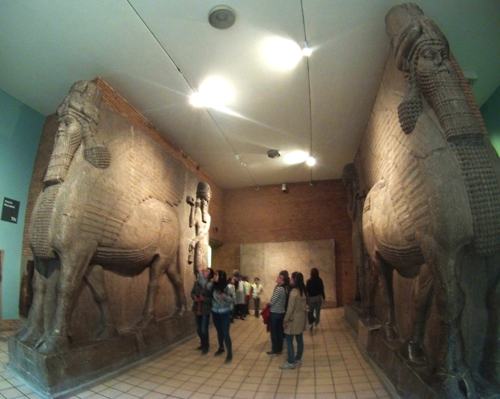 British-Museum-London-Londres-Museu