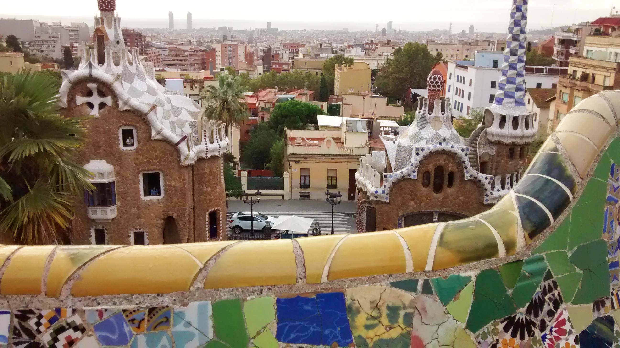 07_Barcelona  Parc Guell