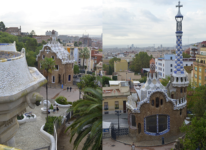 08_Barcelona  Parc Guell