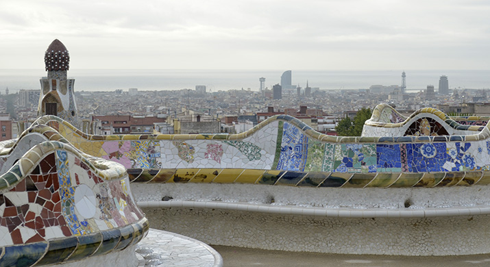 09_Barcelona  Parc Guell